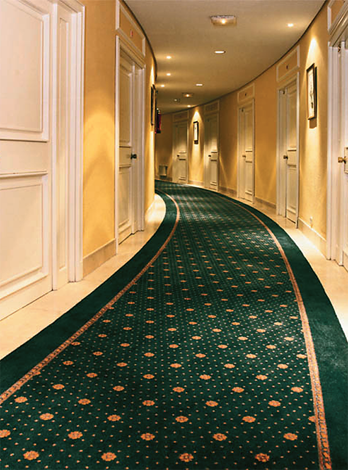 Дизайн ковровых покрытий